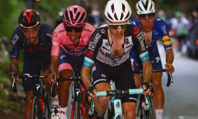 Giro de Italia EN VIVO: Egan defiende la 'maglia rosa'; Etapa 19
