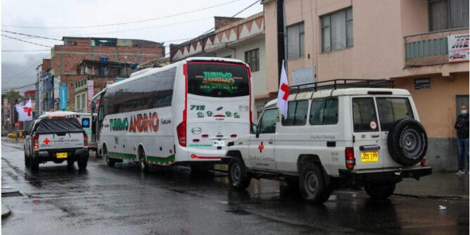 Gobernación habilitó corredor humanitario para movilizar personas desde Pasto hacia Tumaco y Barbacoas