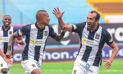 Gol de Arley Rodríguez en victoria de Alianza Lima