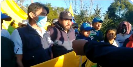 Habilitaron corredor humanitario para el abastecimiento de Cauca y Nariño