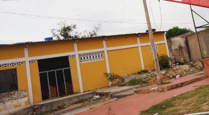 Hampones roban en iglesia católica de Maicao