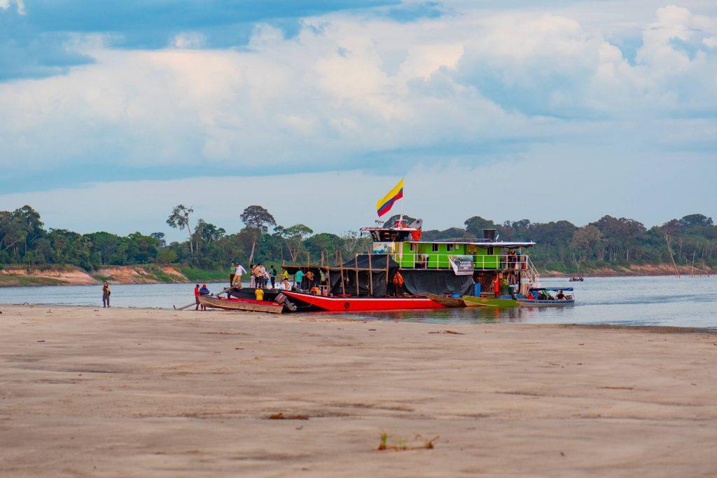 Histórica expedición biológica en el río Guaviare