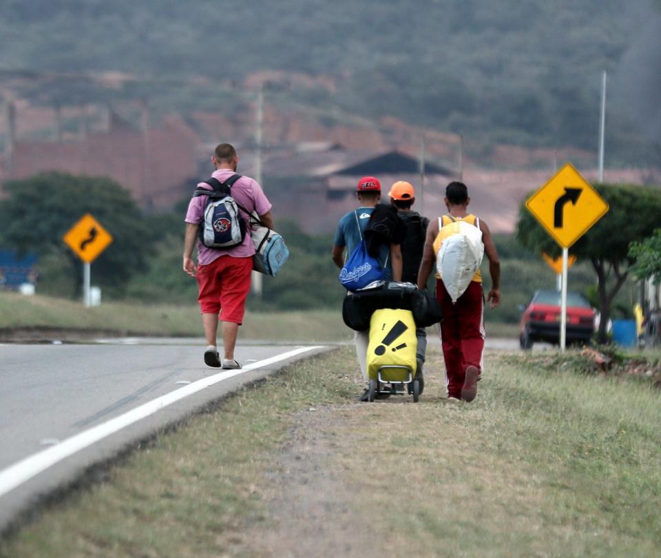 Hoy empieza la implementación del Estatuto Migratorio para venezolanos   Gobierno   Economía