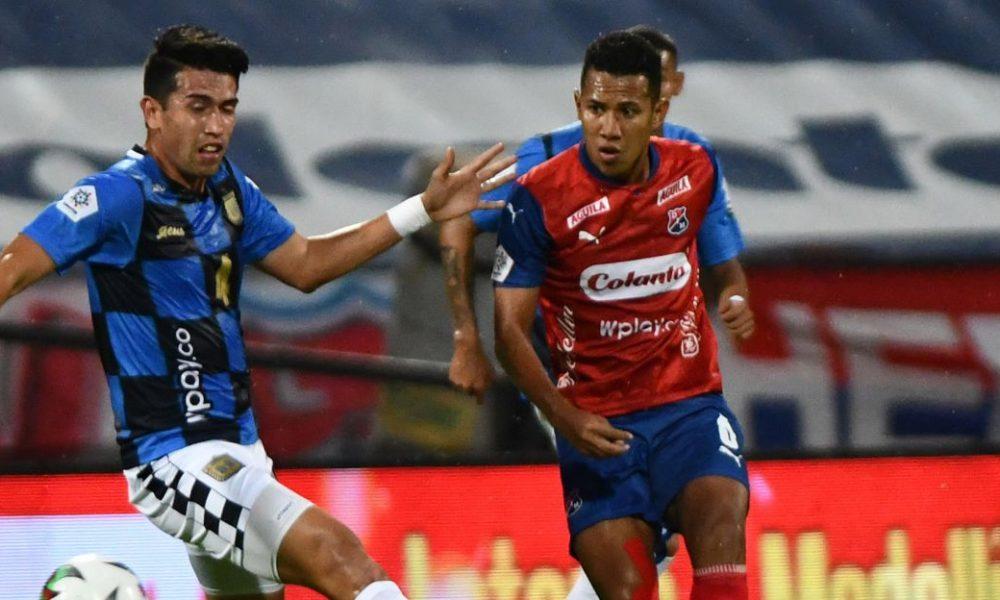 Independiente Medellín rescindió el contrato de James Sánchez