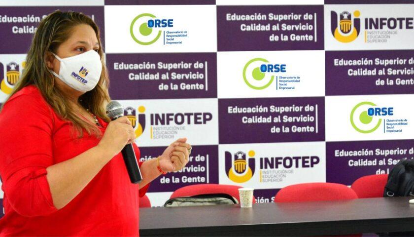 Infotep implementa Observatorio deResponsabilidad Social Empresarial ORSE