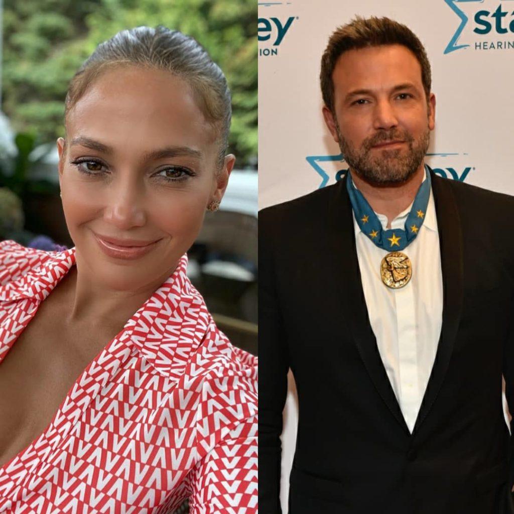 J-Lo revive su amor con Ben Affleck 17 años después