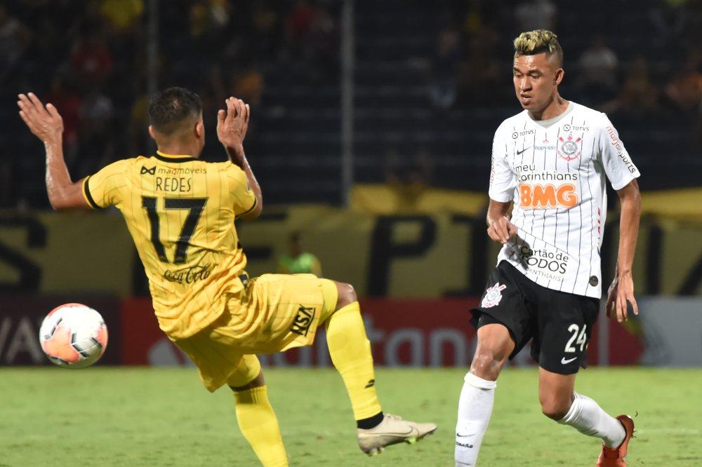 Junior: Corinthians debe pagar última cuota por Víctor Cantillo