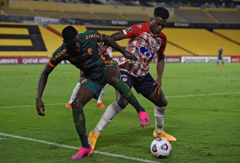 Junior hoy: Alineación para visitar a Fluminense en Copa Libertadores