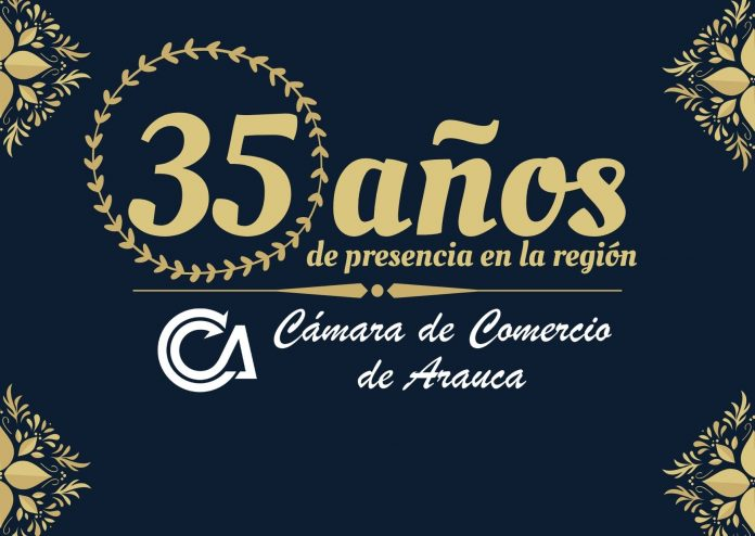 La Cámara de Comercio de Arauca, conmemora 35 años de presencia en la región