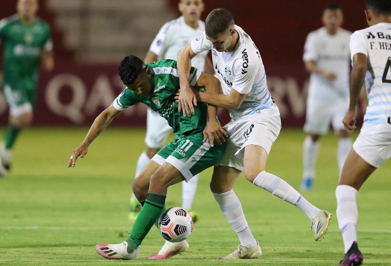 La Equidad empató con Gremio en la Copa Sudamericana