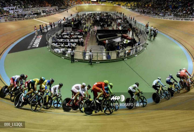 La UCI aplazó la Copa de Naciones de pista en Cali