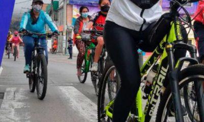 ciclovía en Pasto