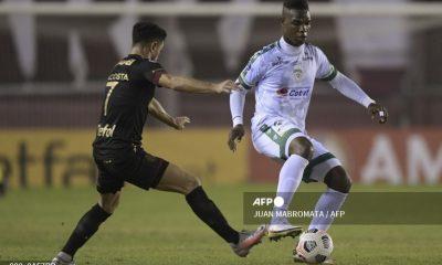 Lanús golea a La Equidad en la Copa Sudamericana