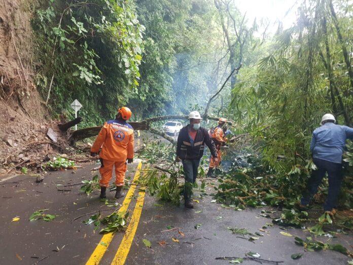 Las lluvias continúan afectando a sectores en Villavicencio