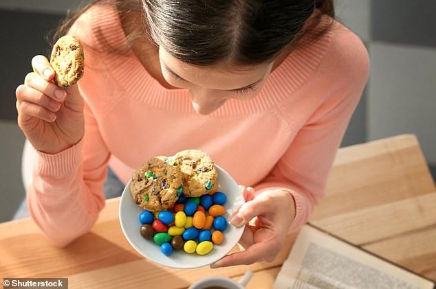 ¿Le gustan los dulces?  El estudio sugiere que puede detectar mejor el estado interno de su cuerpo, incluso si está lleno o no