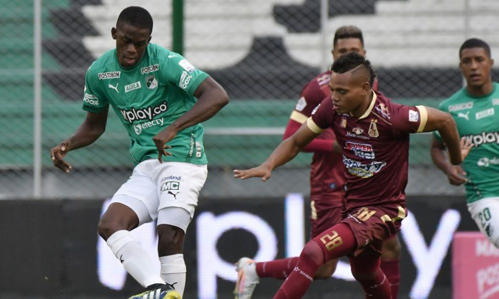 Liga colombiana podría retornar en junio