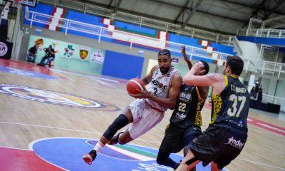 Liga de Baloncesto Profesional de Colombia: programación de semifinal