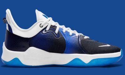 Las zapatillas de Paul George, PlayStation y Nike