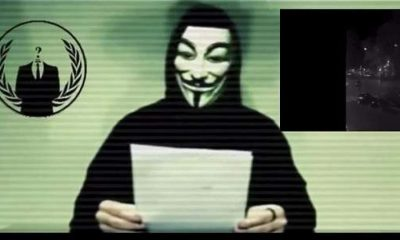 Los misteriosos hackers de Anonymous