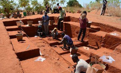 Un análisis de los asentamientos (en la foto) y datos paleoambientales a lo largo de las costas del norte del lago Malawi de África oriental revela que los habitantes antiguos utilizaron el fuego hace 92.000 años para evitar la regeneración de los bosques.
