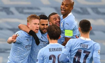 Manchester City clasificó a la final de la Champions League