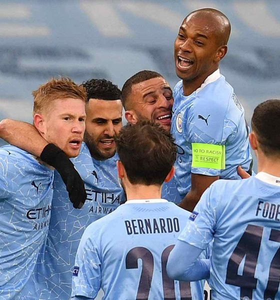 Manchester City clasificó a la final de la Champions League