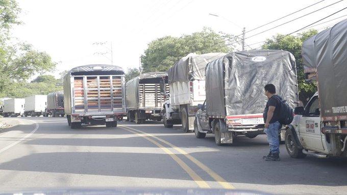 MinTransporte entregó reporte sobre abastecimiento en el país