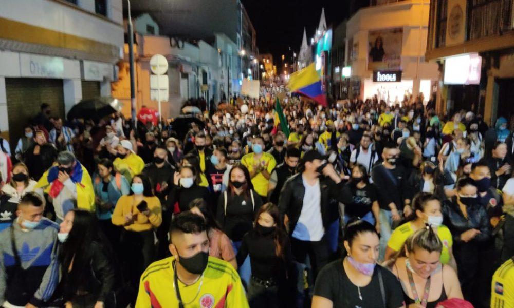 Movilización de mayo 19 en Manizales iniciará en la Media Torta de Chipre