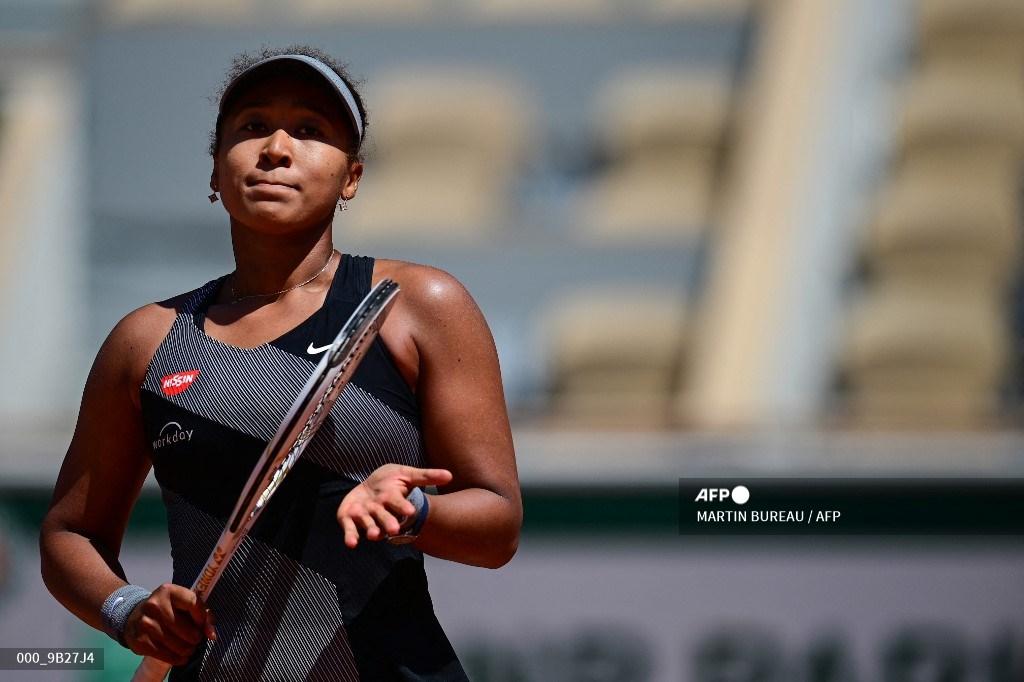 Naomi Osaka debuta en Roland Garros con una victoria discreta