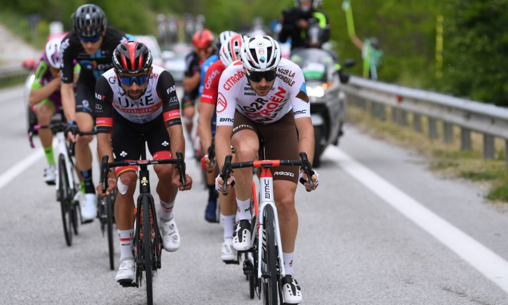 Nueva oportunidad para Fernando Gaviria en el Giro de Italia