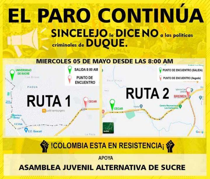 Nueve organizaciones estudiantiles y políticas de Sucre se unen ante el «contexto crítico» actual