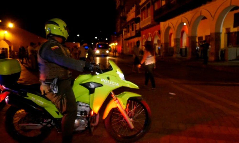 Policía detuvo a 18 personas por diferentes delitos en Cartagena