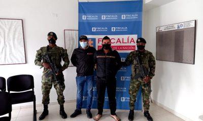 Por crímenes contra defensores de Derechos Humanos y población civil, asegurados presuntos integrantes del 'Clan del Golfo' y 'Los Pelusos'