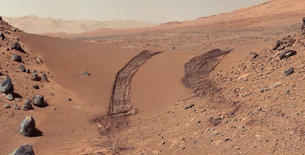 Posible descubrimiento en Marte podría indicar si hubo vida microbiana