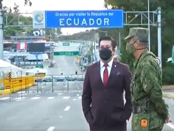 Puente de Rumichaca sigue cerrado, pero desde El Carchi no descartan negociación con Cancillería de Colombia