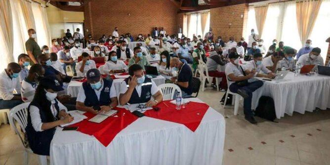 Recursos por más de 344 millones de pesos para dos proyectos en Nariño