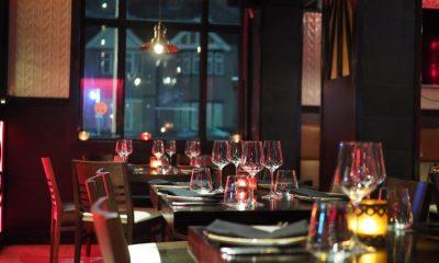 Restaurantes de New York expanden sus espacios interiores a 75% de capacidad