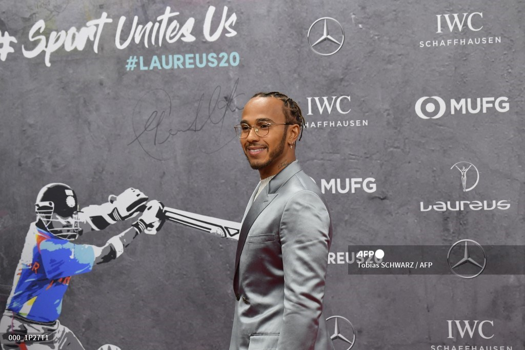 Resumen de Premios Laureus 2021: Nadal, Hamilton y Bayern distinguidos