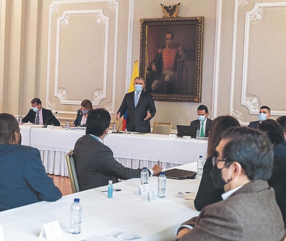 Reunión entre Gobierno y Comité de Paro se reanudará este lunes | Gobierno | Economía