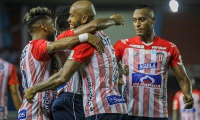 Santa Fe: jugador del Junior, ofrecido para el segundo semestre