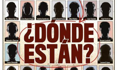 Secretaría de Gobierno ubica en tres URI a la mayoría de desaparecidos