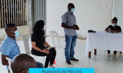 Secretaria de Salud departamental, realiza mesa técnica en los municipios de; Río Iró y Sipí.