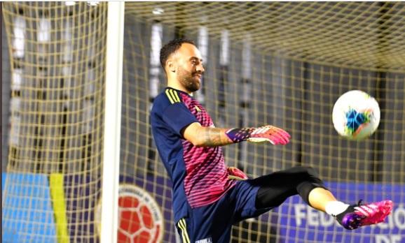Selección Colombia: David Ospina capitán por bajas de James y Falcao