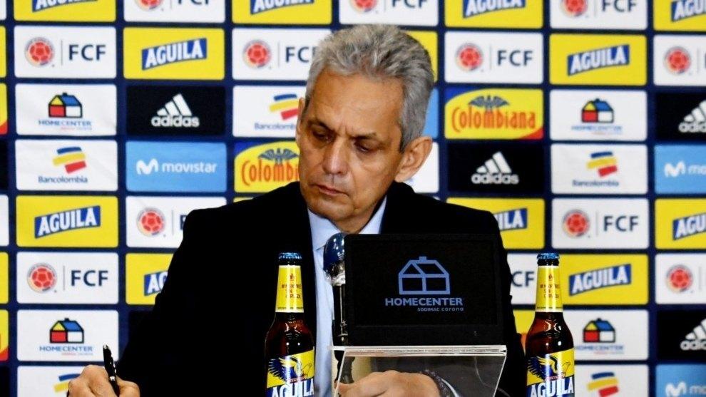 """Selección Colombia: """"La responsabilidad es de Reinaldo Rueda"""""""