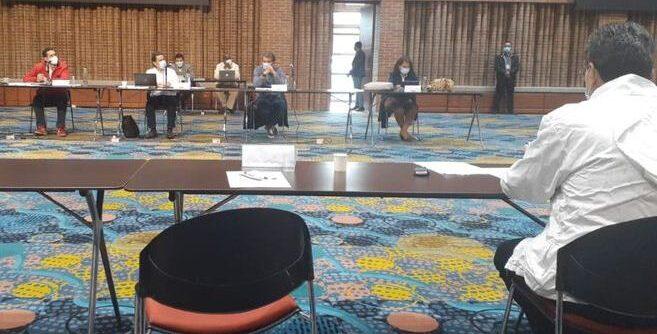 Sin acuerdos concluyó reunión entre Gobierno y Comité del Paro
