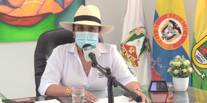 """""""Todo el respaldo a la comunidad en estas manifestaciones"""": Alcaldesa de Sandoná"""