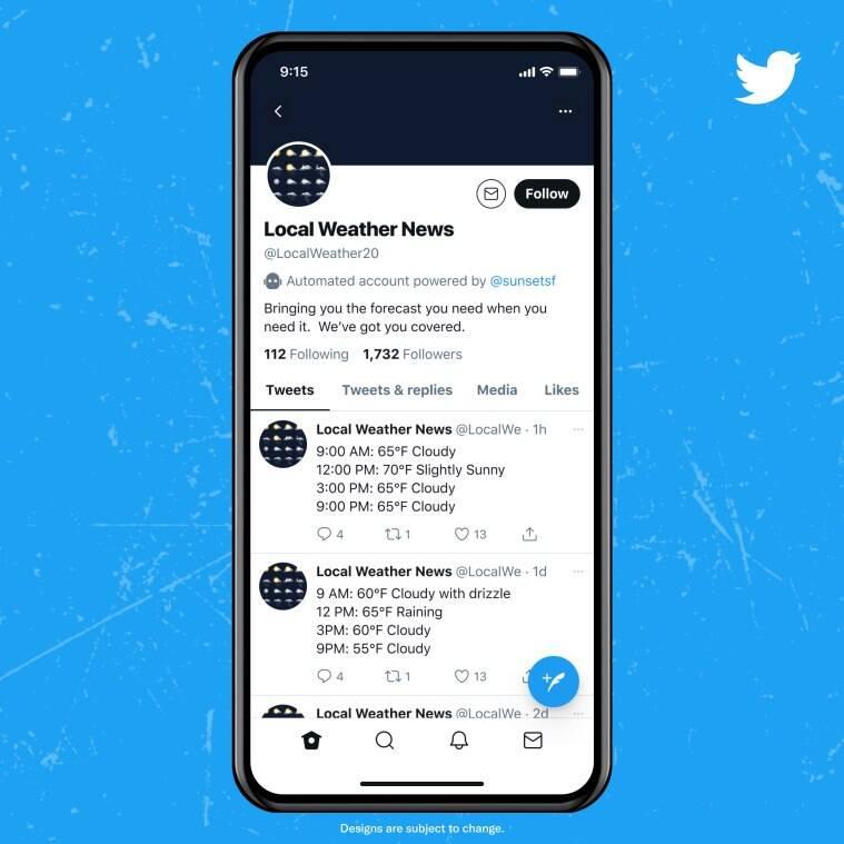 Twitter reabre las verificaciones con un proceso más sencillo para introducir nuevas cuentas 'automatizadas'