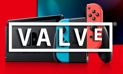Valve podría estar desarrollando una consola como la Nintendo Switch