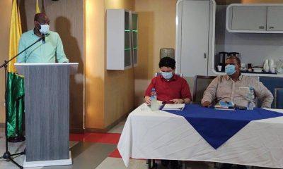 Se instaló el Consejo Distrital Naranja de Buenaventura