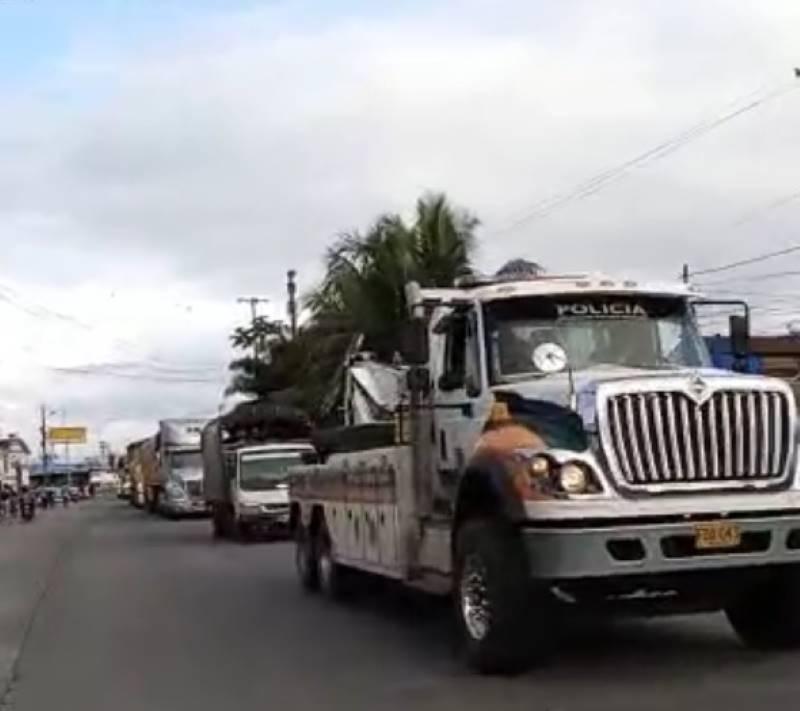 Acta Pública de reuniones sostenidas sobre corredor humanitario en Buenaventura